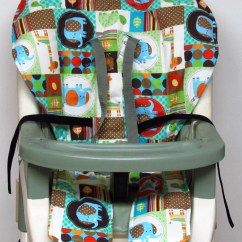Graco High Chair Cover Replacement Chairs For Fire Pit Pad Patchwork Pals