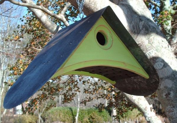 Birdhouse Unique Bird Houses Outdoor House