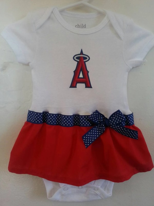 Anaheim Angels Girls