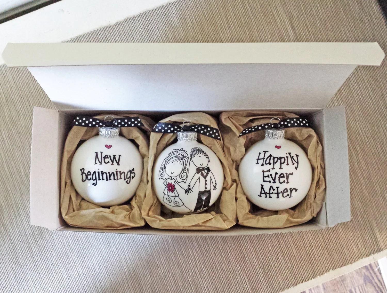 Wedding Gift Wedding Ornaments Wedding Gift Set