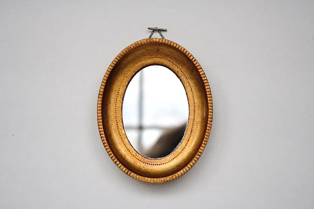 Gold Framed Mirror Small Mirror Wall Mirror Florentine