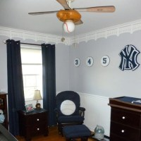NY Yankee Stadium Stencil DIY Baseball Wall Decor Wall