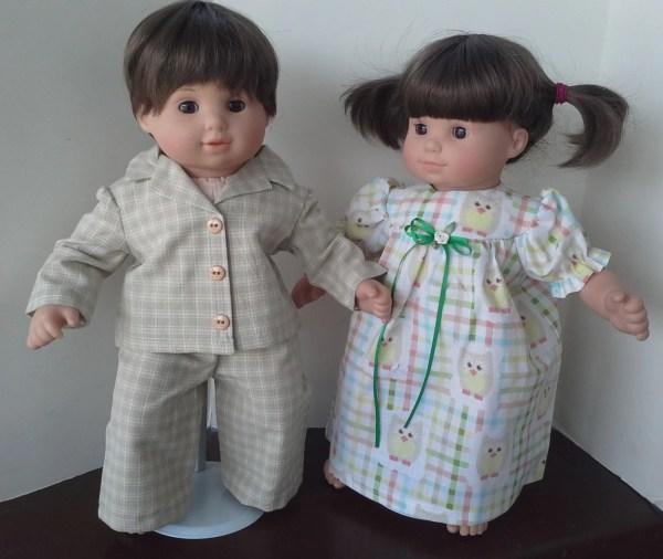 American Girl 15 Doll Clothing Bitty Twins Boy