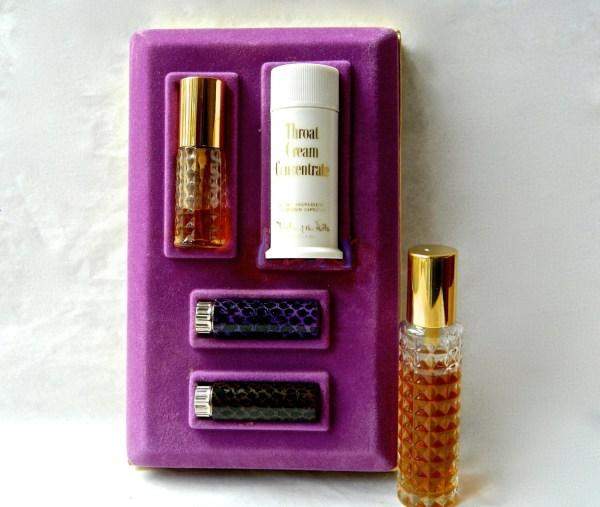 Vintage Ritual Charles Of Ritz Perfume Makeup Set