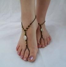 Make Barefoot Sandals