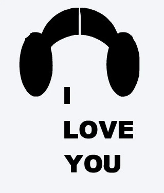 Download Star Wars I love you / I know