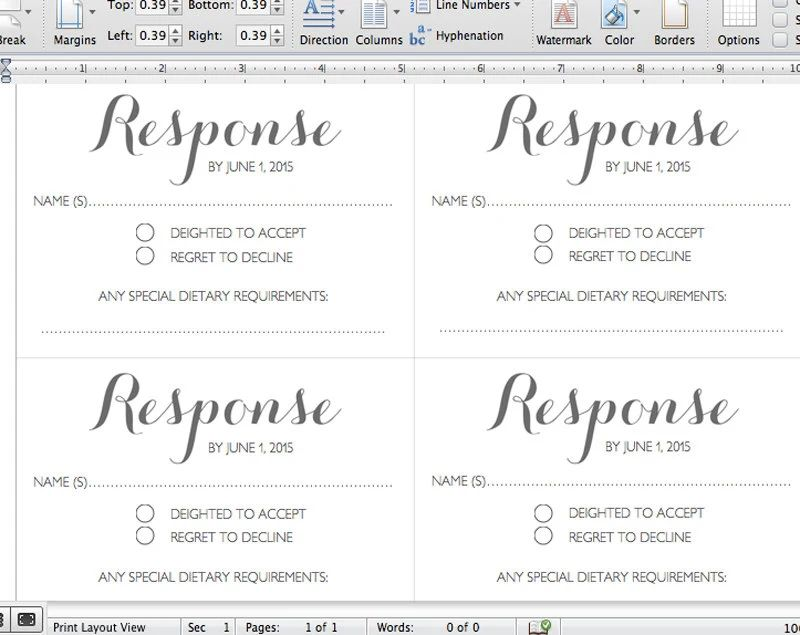 printable note card templates