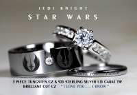 Custom reserved for Tanya Garcia STAR WARS by Cloud9Tungsten