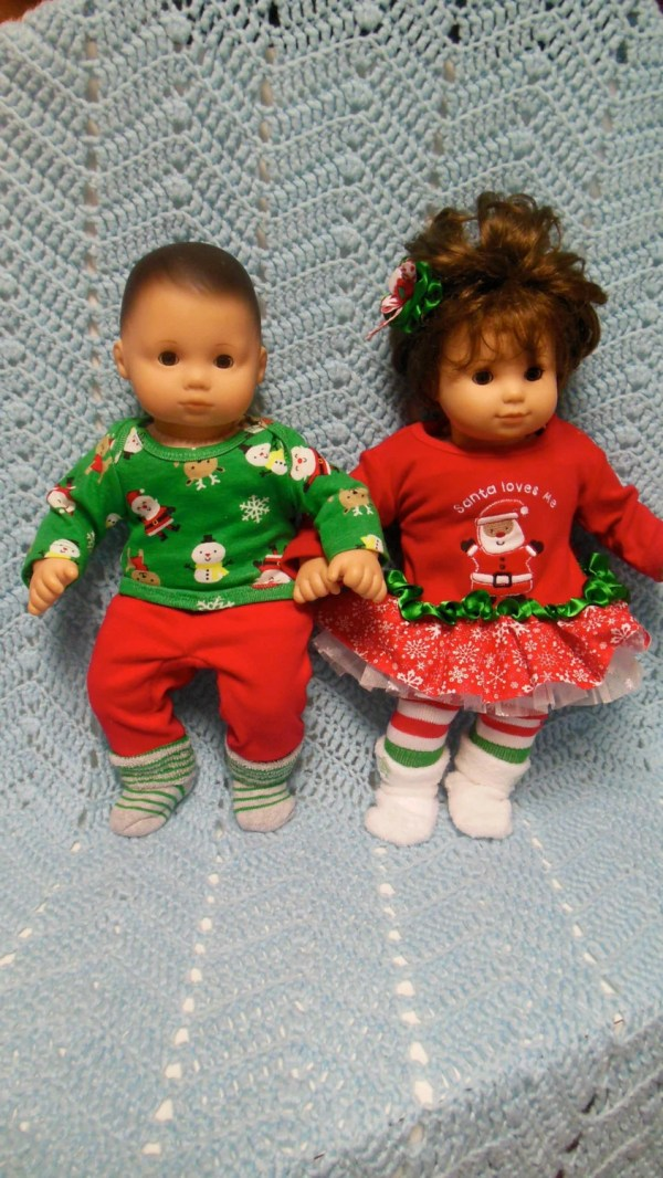American Girl Bitty Twins Clothes Baby