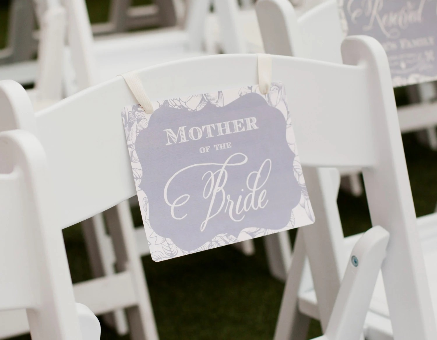 reserved signs for chairs template chair covers in canada sign seating mother of the bride wedding