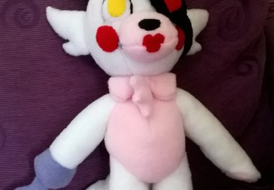 Mangle Plush For Sale