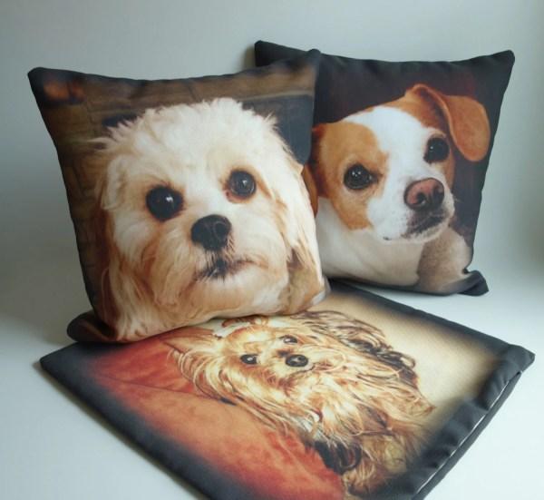 Custom Pet Pillow Dog Lover Bereavement