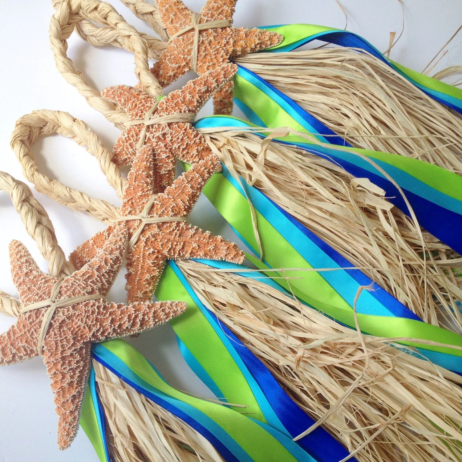 starfish wedding chair decorations counter height dining chairs with arms aisle markers beach decor