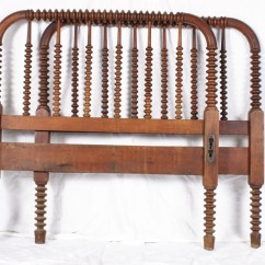 Jenny Lind Rocking Chair Peg Perego Rocker High Recall Antique Twin Size Spool Bed Headboard Footboard