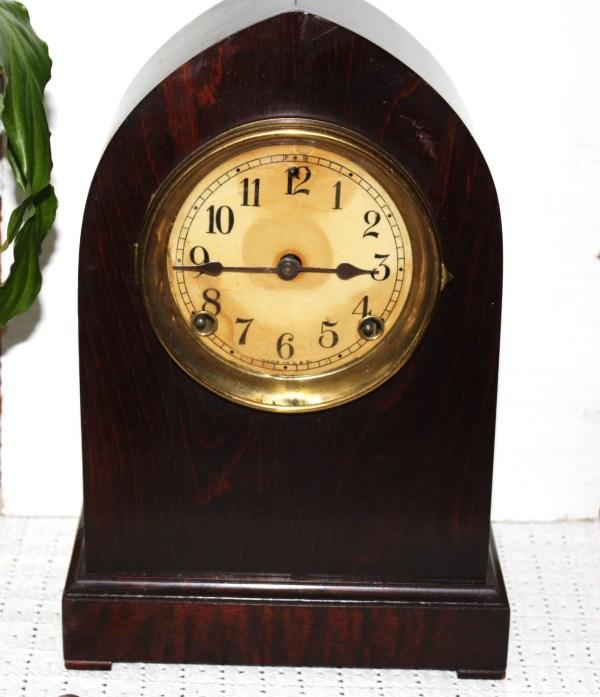 Antique Gothic Clock Faces