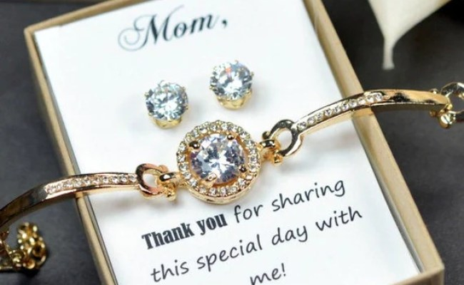 Mother Of The Bride Gift Personalized Bridesmaids Gift