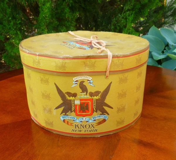 88c6e9425 Hat Box Knox New York - Year of Clean Water