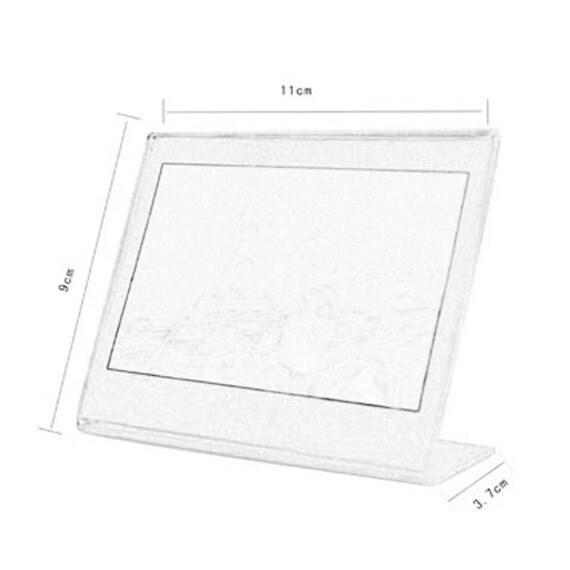 Transparent Photo Frame Acrylic Film Holder for Fujifilm