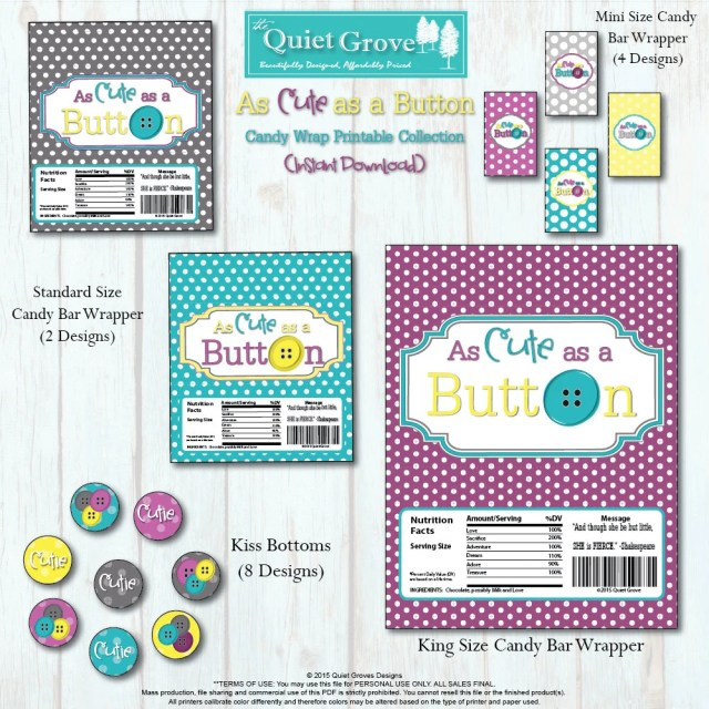 INSTANT DOWNLOAD - Cute A...