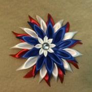 items similar kanzashi flower