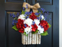 Fourth of July Wall Baskets | Fourth Of July Wikii