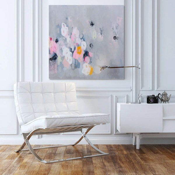 Large Art Giclee Print Abstract Modern Fine