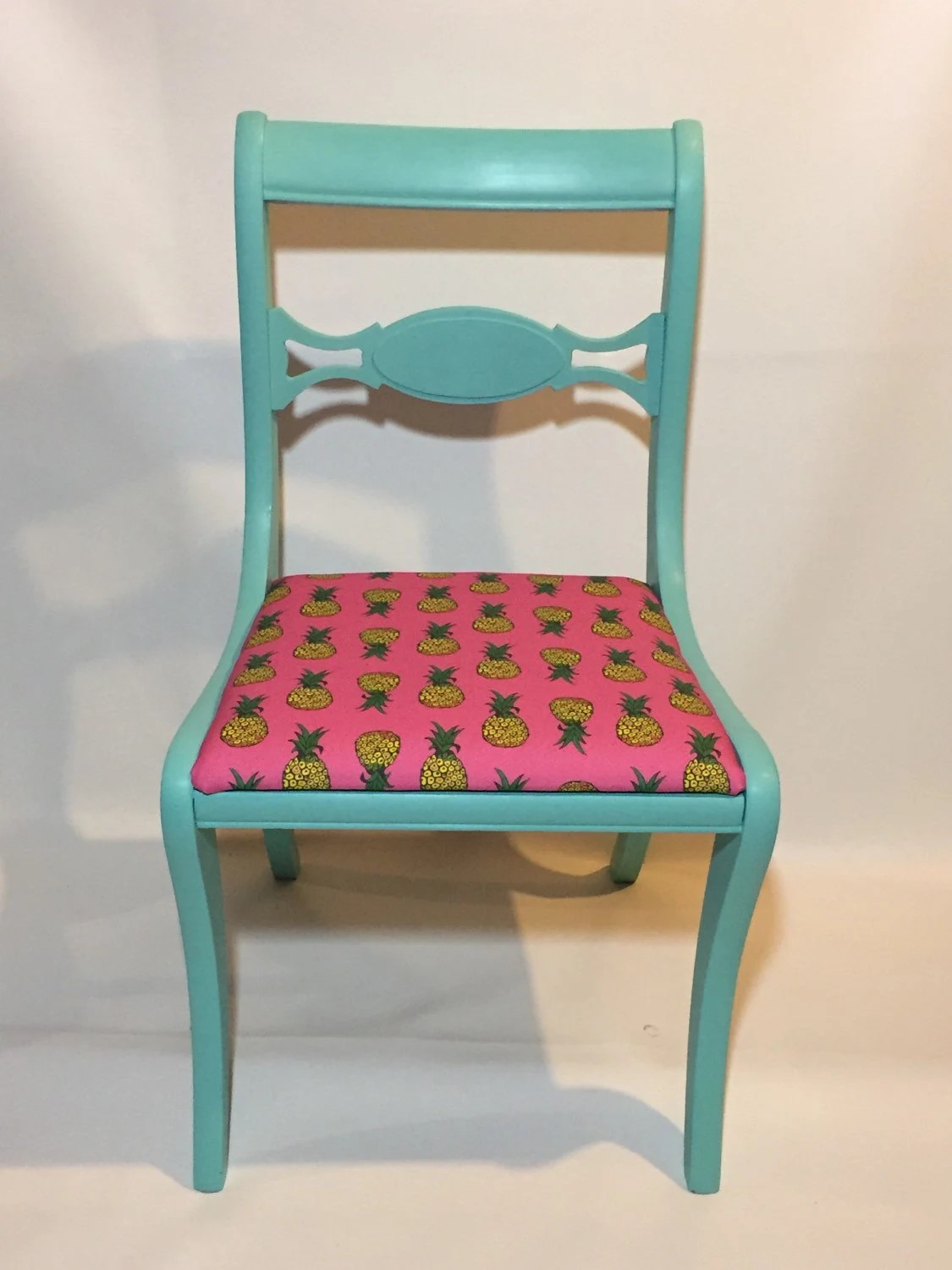Mint Accent Chair Mint Chair Unique Modern Vintage Furniture Blue By Megsygirl