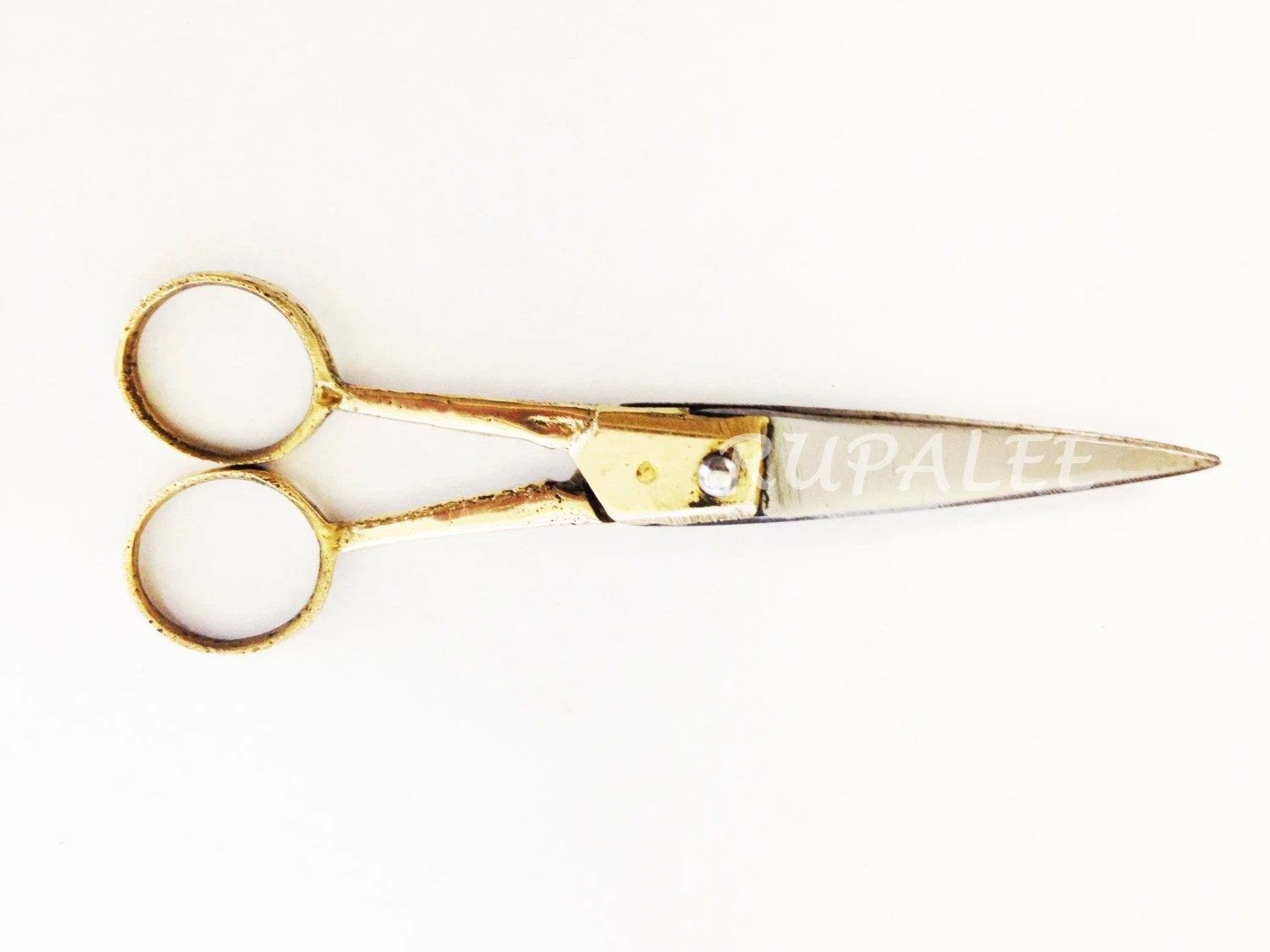 Handmade Heirloom Quality Scissors For Embroidery Snipping