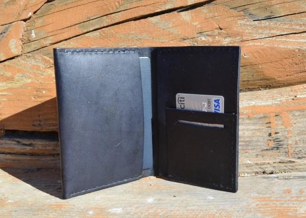 Handmade Double Passport Holder Customized Wallet