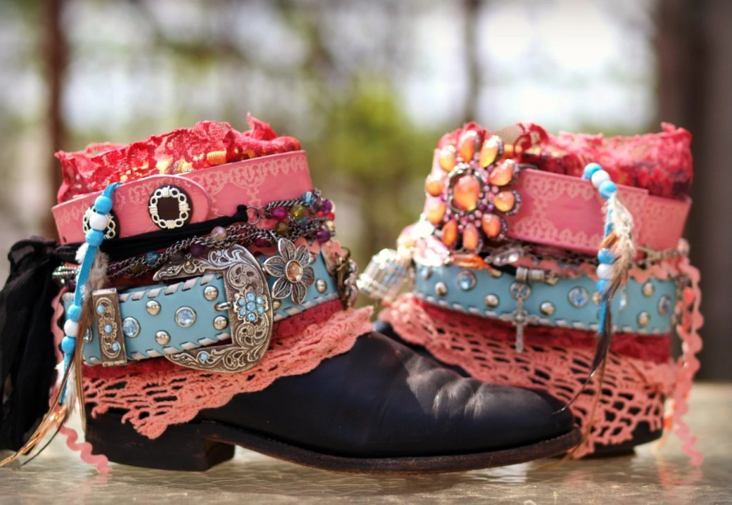 Image result for boho boots