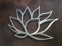 Lotus Flower Metal Wall Art Lotus Metal Art Home Decor