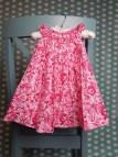 Summer Baby Girl Dresses Handmade Dresses