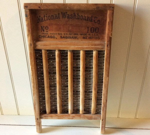 Antique National Washboard Company 100