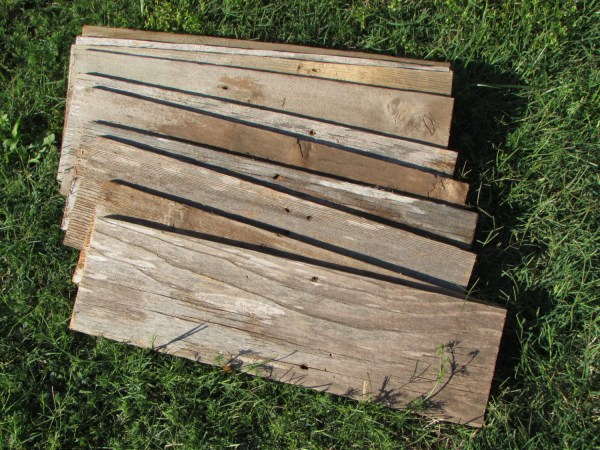 Old Fence Wood Reclaimed for Sale
