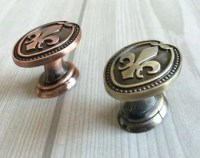 Dresser Knobs Shiny Black / Drawer Pulls Knobs by ...