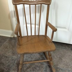Alabama Rocking Chair Rocky Folding Outdoor Chairs Vintage Child 39s Hedstrom By Vintagebeardedpuppy