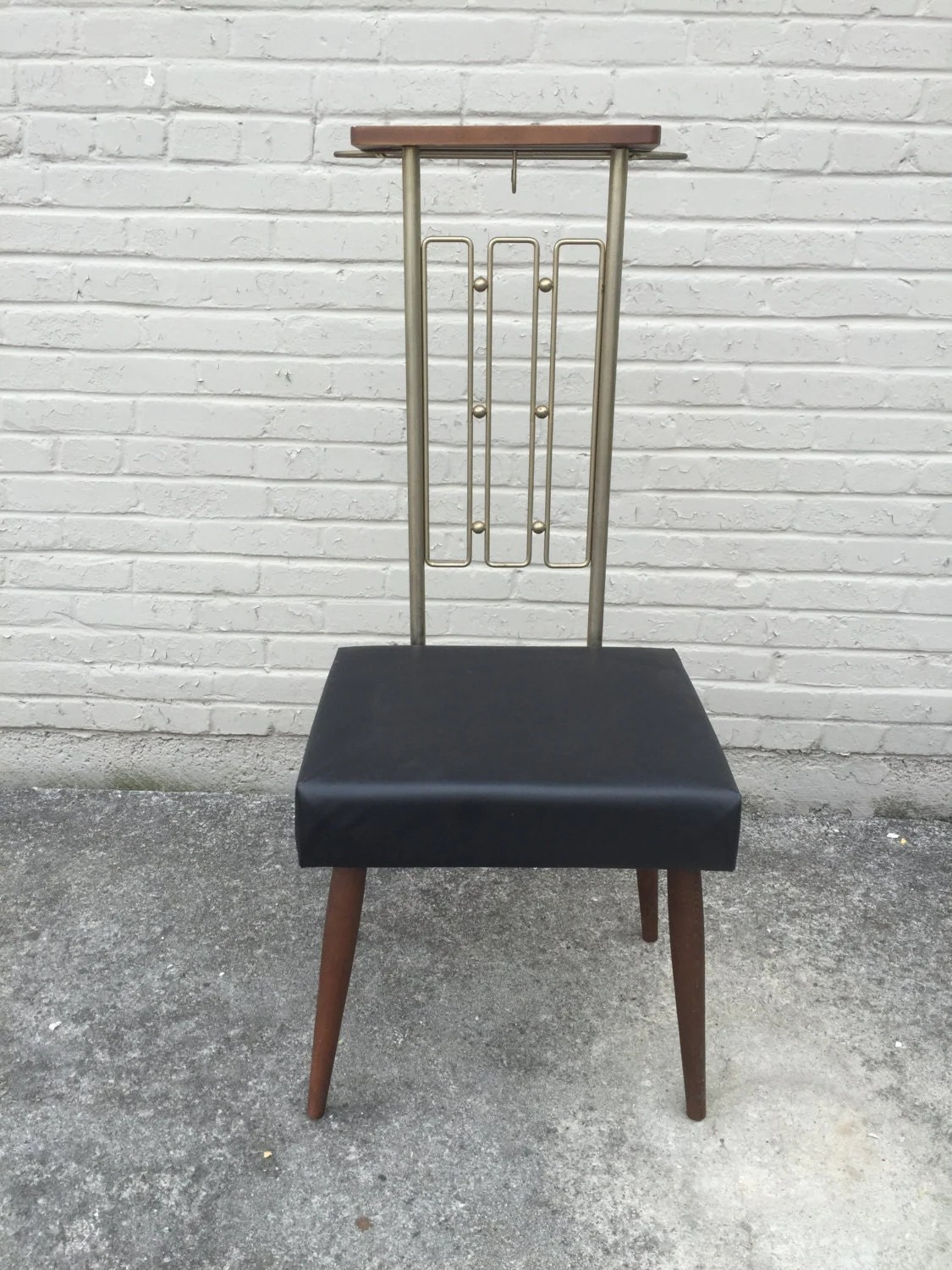 Mens Valet Chair Mid Century Men 39s Valet Chair