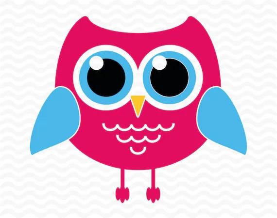 Download Owl, SVG, DXF, EPS, Vinyl, Scrapbooking, Card Making Cut ...