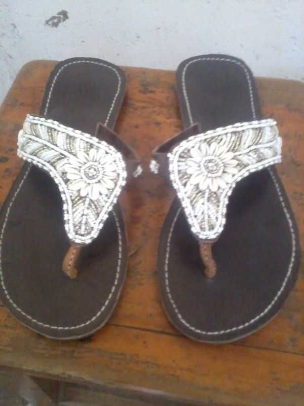 36f2e60b7b2f 20+ African Beaded Sandals Pictures and Ideas on Meta Networks