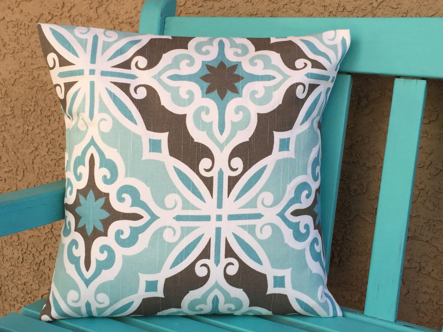 26x26 Euro Sham Pillow Cover 26x26 Pillow Cover by HomeMakeOver