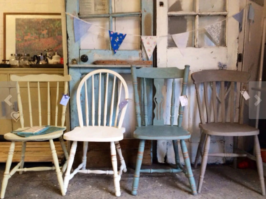 Mismatched Dining Chairs British Bake Off Vintage Mismatched Dining Chairs Haute