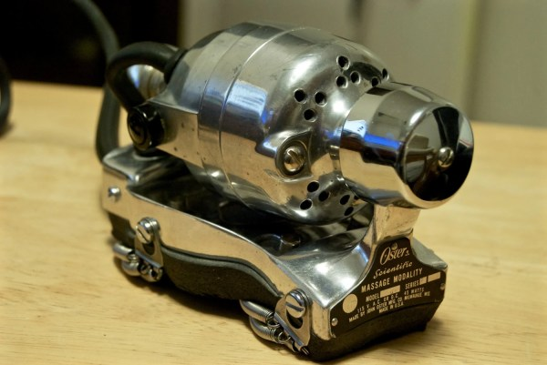 Vintage Professional Grade Oster Model M1 Scientific