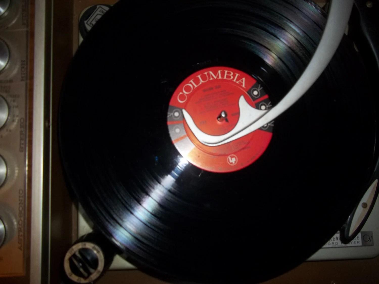 Jazz Vintage Record Album Vinyl Lp Television Quiz