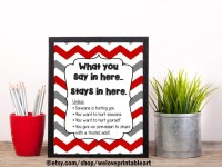 National School Counseling Week Counselor Gift Office Door
