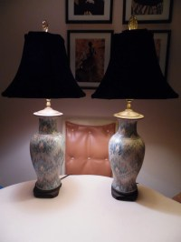 feather lamp on Etsy, a global handmade and vintage ...