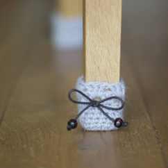 Chair Leg Floor Protector Salon And Shampoo Bowl Socks Table