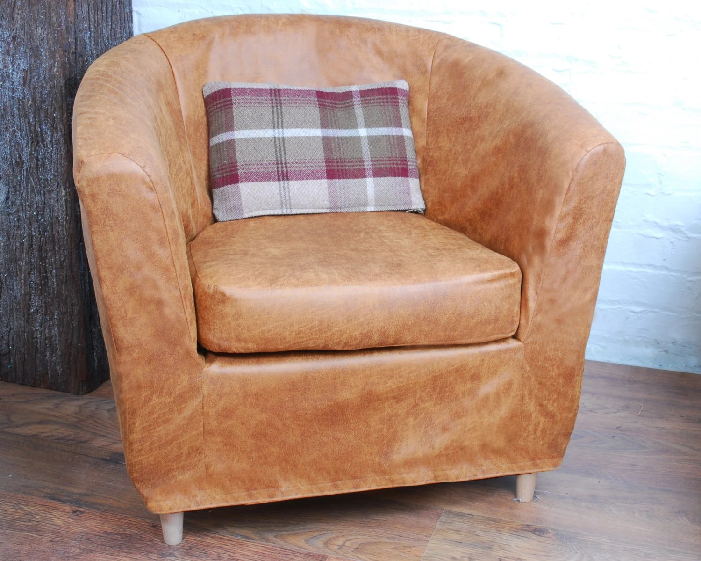 Nice Tub Chair Slipcover