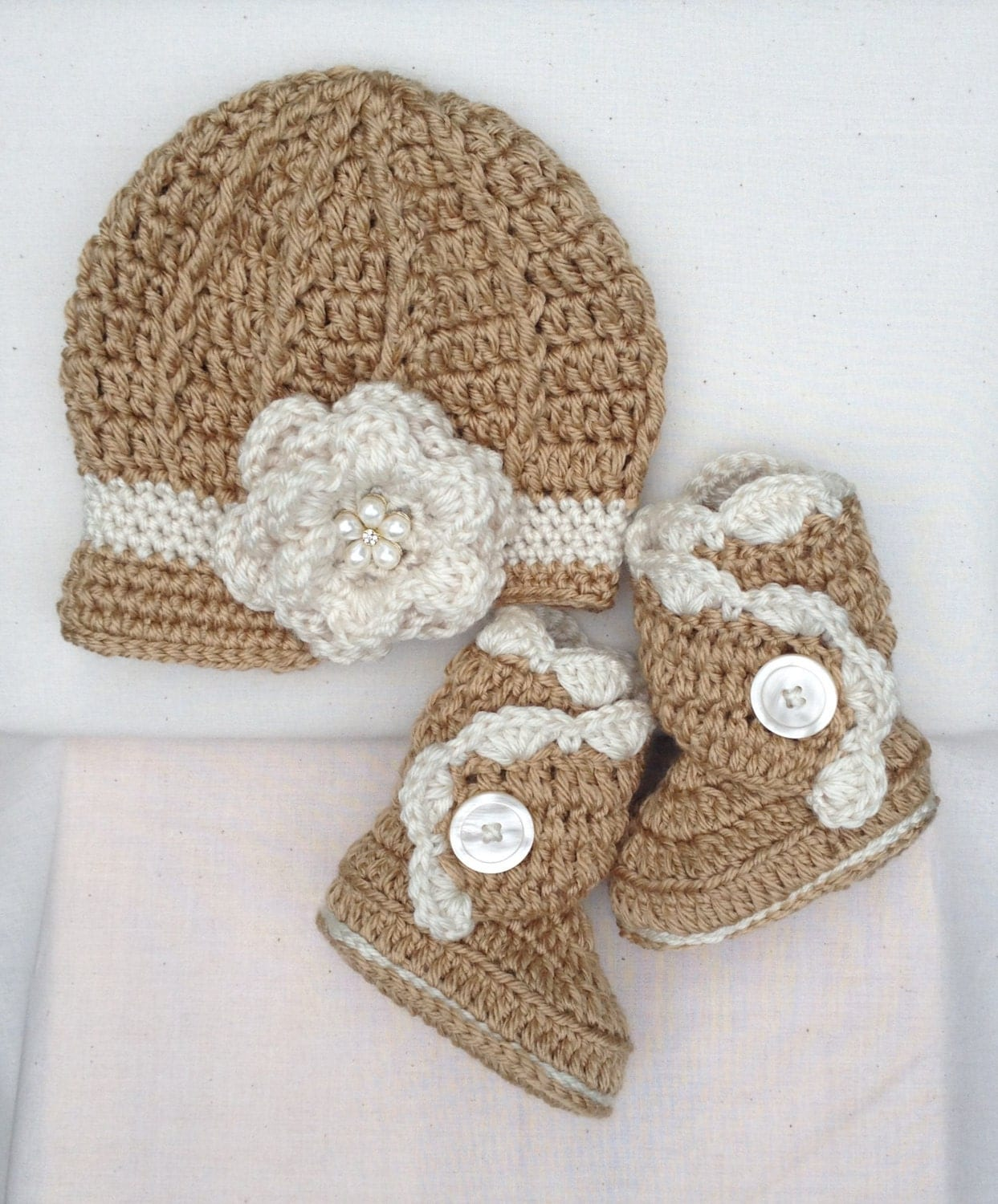 crochet baby booties diagram how to make a conceptual framework hat and boots shoes girl