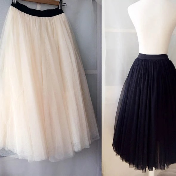 074b3ea4f702b Long Tulle skirt. White Nude Black Tulle Skirt. Maxi Tulle skirt. Elastic  Waisted Bridesmaid Skirt – Casual Wedding -Plus size Tutus xs-xxxl
