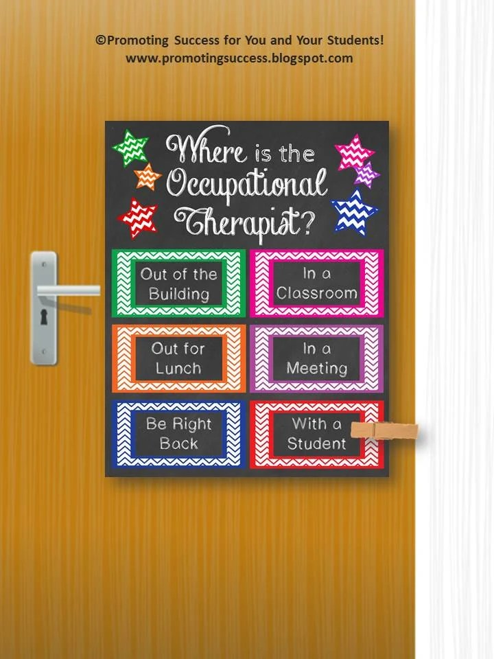 Occupational Therapy Gifts Where Is The Occupational